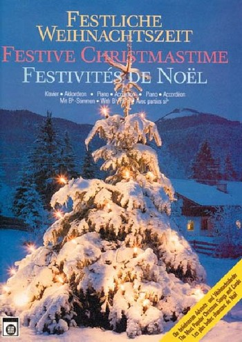 - Festliche Weihnachtszeit :