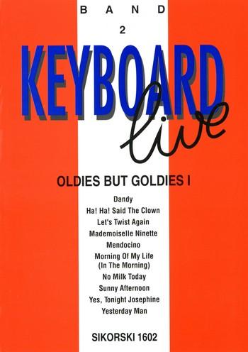 - Keyboard live Band 2 :