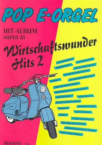 - Pop E-Orgel Hit-Album super 20 :