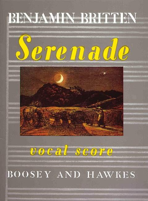 Serenade opus.31: für Tenor, Horn und Streicher
