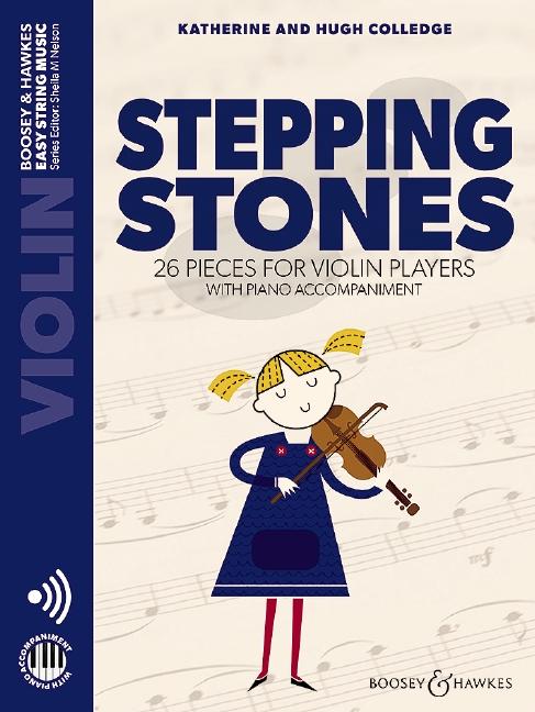 Colledge, Katherine - Stepping Stones (+audio online) :