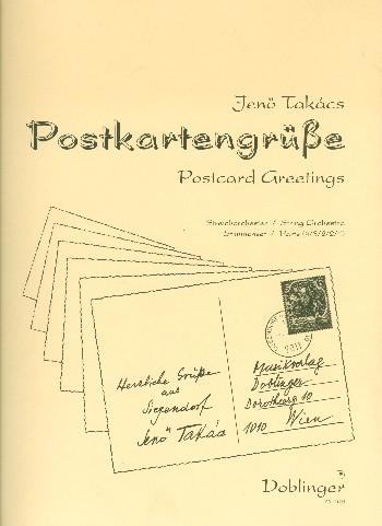 Takacs, Jenö - Postkartengrüße :