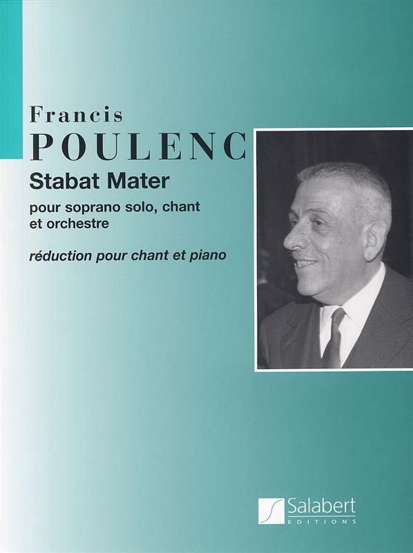 Poulenc, Francis - Stabat Mater :