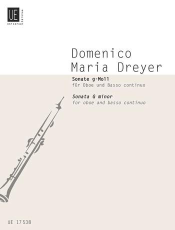 Dreyer, Domenico Maria - Sonate g-Moll :