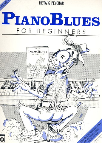 Piano Blues for Beginner Band 1: selected solos in progressive order
