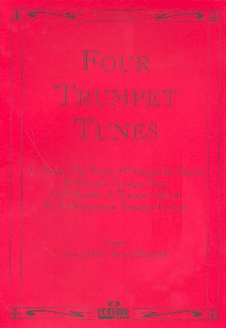 4 Trumpet Tunes: for organ