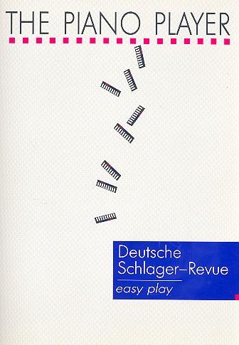 Deutsche Schlager-Revue: für Keyboard