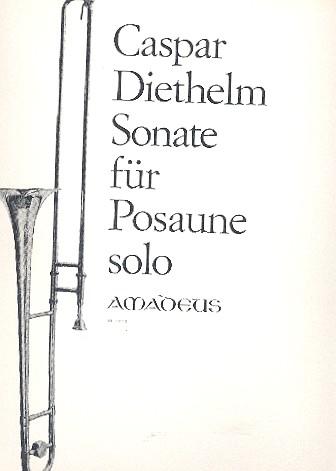 Sonate opus.128: für Posaune solo