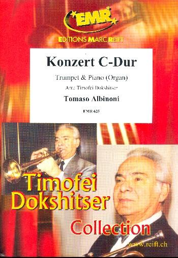 Albinoni, Tomaso - Konzert C-Dur : für Trompete und