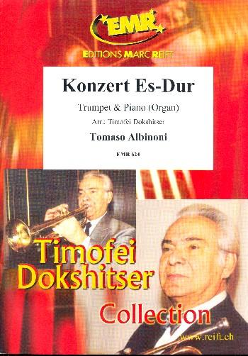 Albinoni, Tomaso - Konzert Es-Dur : für Trompete und