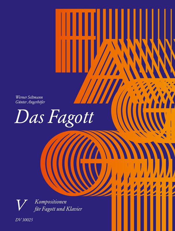 - Das Fagott Band 5 : Kompositionen für Fagott und Klavier