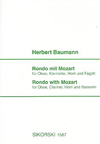 Baumann, Herbert *1925 - Rondo mit Mozart :