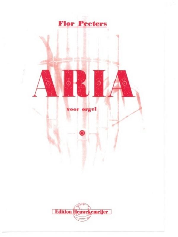 Aria opus.51: voor orgel
