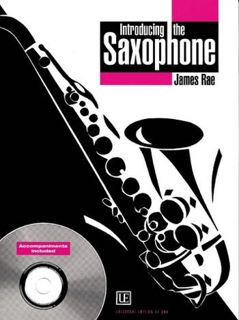 Rae, James - Introducing the Saxophone (+CD, en)