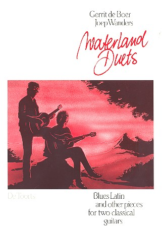 Waterland Duets: for 2 guitars