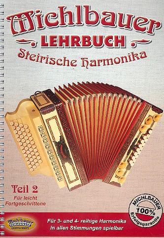 Michlbauer, Florian - Lehrbuch Steirische Harmonika