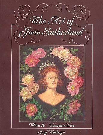 The Art of Joan Sutherland Band 4: Donizetti Arias