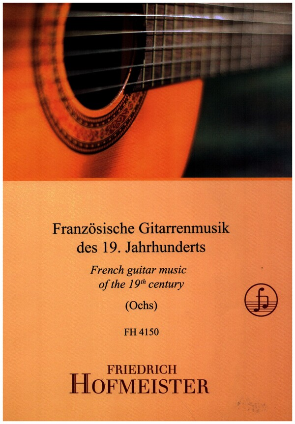 - Französische Gitarrenmusik