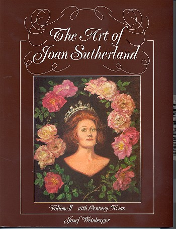 The Art of Joan Sutherland Band 2: 18th Century Arias