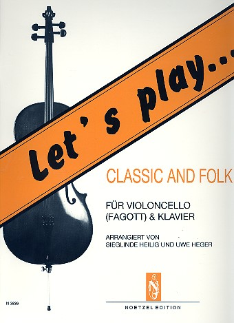 - Let's play Classic and Folk :