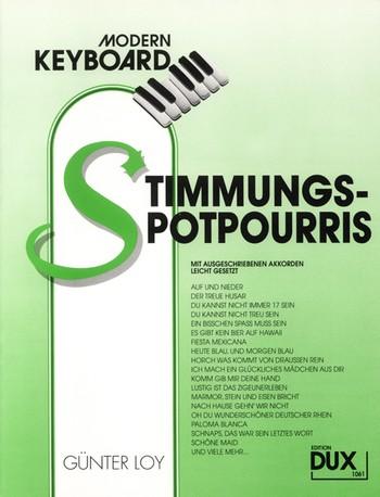 Stimmungspotpourris: für Keyboard modern Keyboard