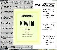 Vivaldi, Antonio - Konzert a-Moll op.3,6 : CD