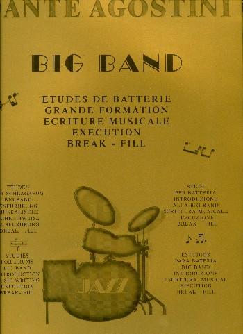 Big Band Introduction vol.1: Jazz-Etüden für Schlagzeug