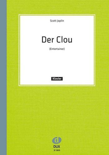 Der Clou (Entertainer): für Klavier leicht