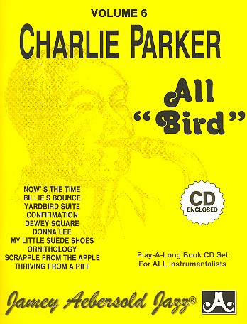 All Bird (+CD): for all instruments
