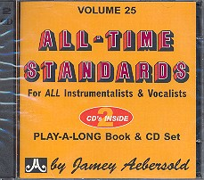 17 All Time Standards: 2 CD\