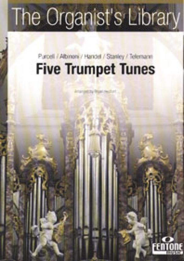 5 Trumpet Tunes: for organ