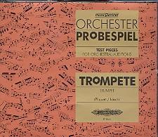 - Orchester Probespiel Trompete : CD