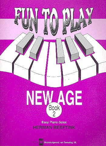 Beeftink, Herman - Fun to play : New Age Book 2