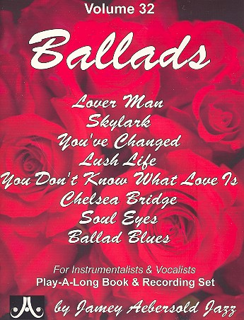 Ballads (+CD): for all instruments