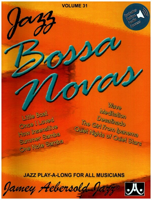 Bossa Novas (+CD): Playalong Book for all instrumentalists and