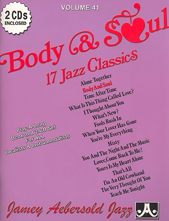 Body and Soul (+ 2 CD\