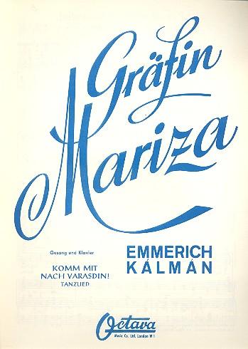 Kálmán, Emmerich - Komm mit nach Varasdin aus