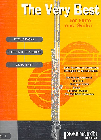 - The very Best for Flute and Guitar