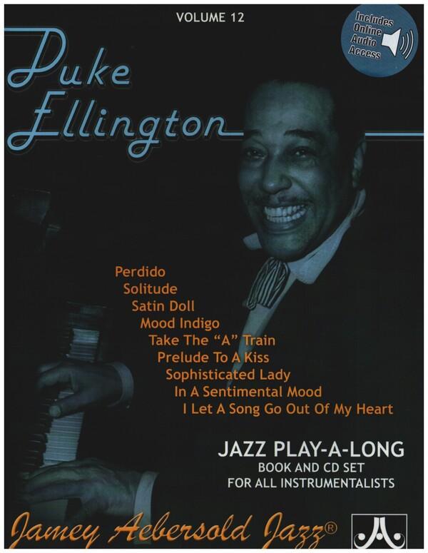Ellington, Duke - Duke Ellington (+CD) :