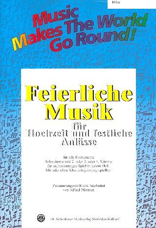 - Feierliche Musik Band 1 : für flexible Ensemble