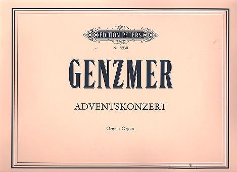 Adventskonzert: für Orgel