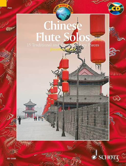 - Chinese Flute Solos :