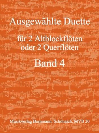 - Ausgewählte Duette Band 4 :