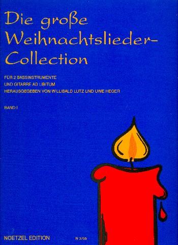 - Die große Weihnachtslieder-Collection :