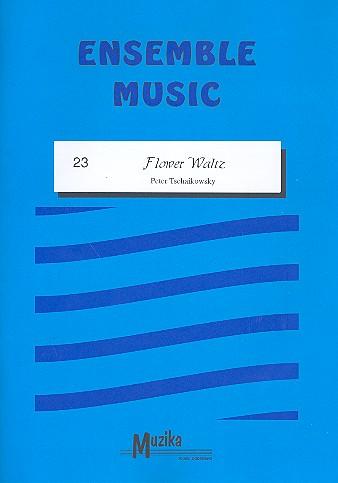 Flower Waltz: für gem Ensemble
