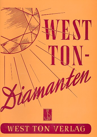 - West Ton Diamanten : Album