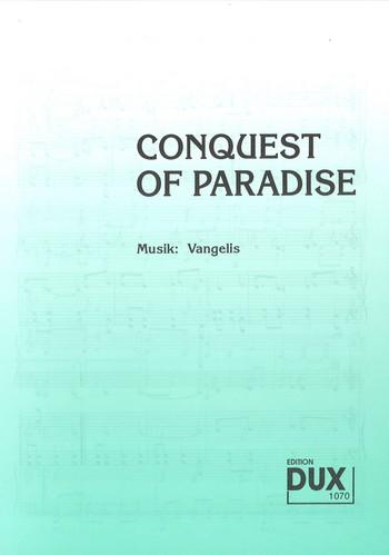 Conquest of Paradise: für Klavier