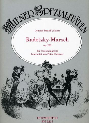 Strauß, Johann (Vater) - Radetzky-Marsch op.228 :