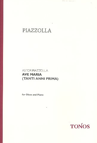 PIAZZOLLA AVE MARIA PDF