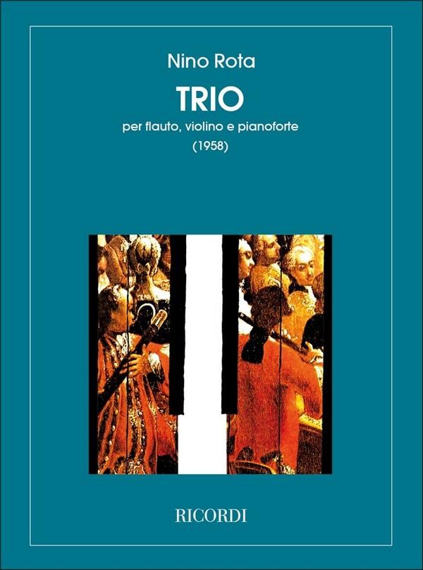Rota, Nino - Trio : für Flöte, Violine